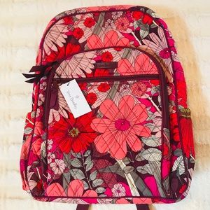 NWT Vera Bradley backpack